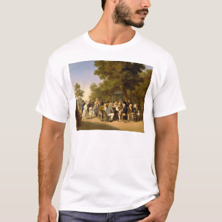 Politicians in the Tuileries Gardens, 1832 T-Shirt