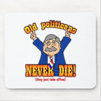 Politicians Mouse Pad