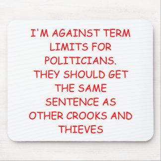 POLITICIANS MOUSEPADS