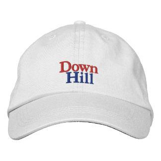 Politics Embroidered Hat