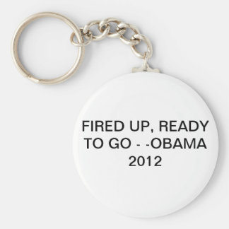POLITICS KEY RING