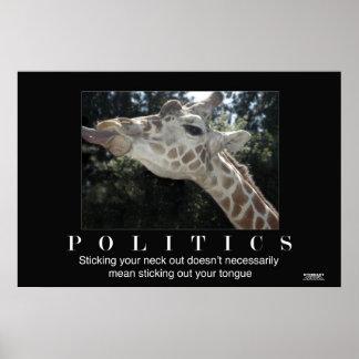 Politics Poster