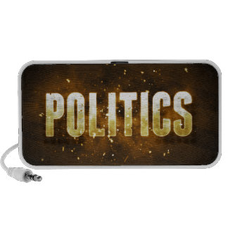 Politics Mp3 Speakers