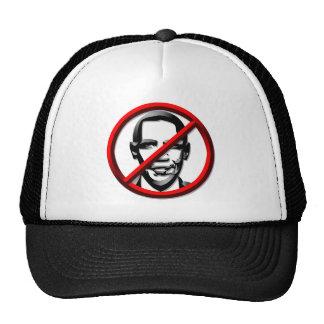 Politics - US - No Obama Symbol Mesh Hats