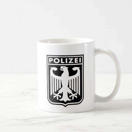 Polizei Coffee Mug