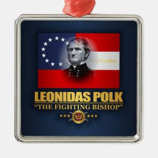 Polk (Southern Patriot) Christmas Ornament
