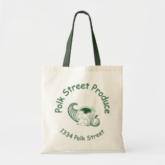 Polk Street Produce Tote Bag