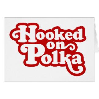 Polka Card