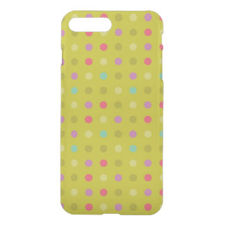 Polka-dot background pattern iPhone 8 plus/7 plus case