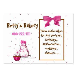 Polka Dot Bakery Business Card