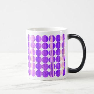 Polka Dot Bamboo Morphing Mug