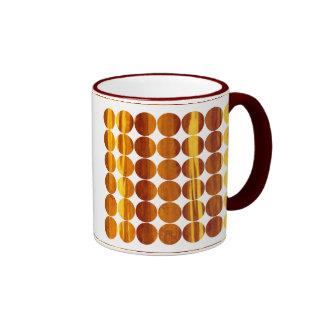 Polka Dot Bamboo Mugs