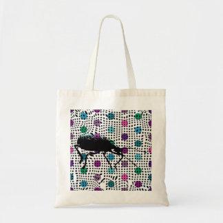 Polka Dot Beetle Tote Bag