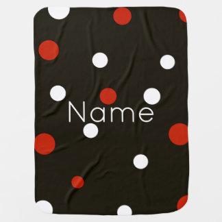 Polka Dot Blanket Pramblanket