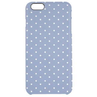 Polka Dot Clear iPhone 6 Plus Case