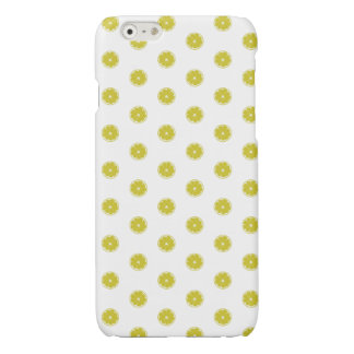 Polka Dot Fresh Lemon Case iPhone 6 Plus Case