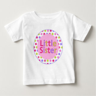 Polka Dot Little Sister Shirt or Bodysuit