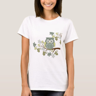 Polka Dot Owl in Tree T-Shirt