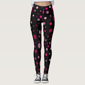 Polka Dot Parade Leggings