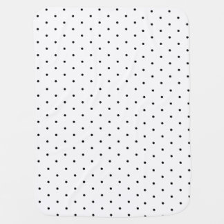 Polka Dot Pattern Baby Blanket