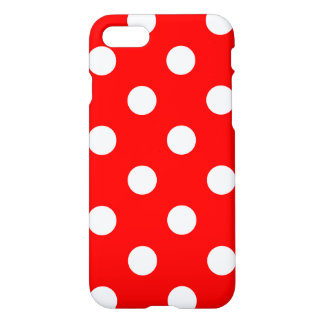 Polka Dot Pattern iPhone 7 Case