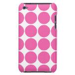 Polka Dot Pattern Print Design Hot Pink Polka Dots