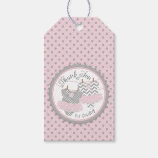 Polka-dot Pink Tutu Jumper Twin Girls Baby Shower