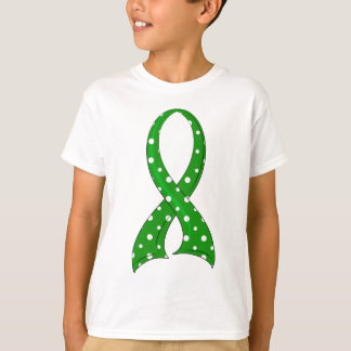 Polka Dot Ribbon Cerebral Palsy T-Shirt