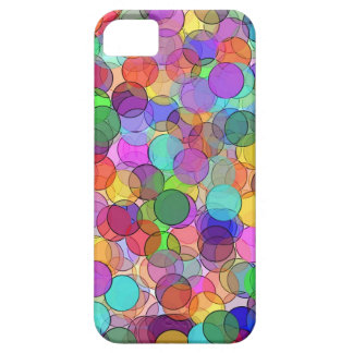 Polka Dot Stained Glass iPhone 5 Case