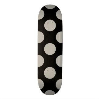 Polka Dots Aluminum Skateboards
