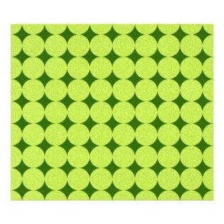 Polka Dots and Diamonds-Optical Illusion Art Photo