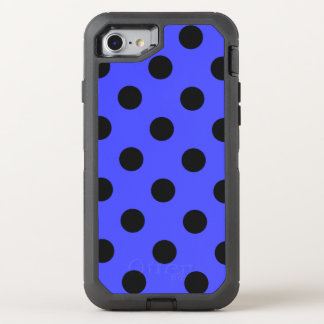 Polka Dots are all the Rage OtterBox Defender iPhone 7 Case