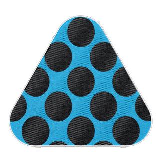 Polka Dots Black Customizable