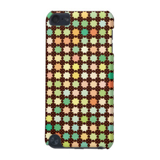 Polka Dots Burst iPod Touch Case