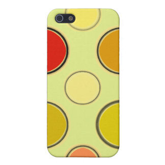 POLKA DOTS COVERS FOR iPhone 5