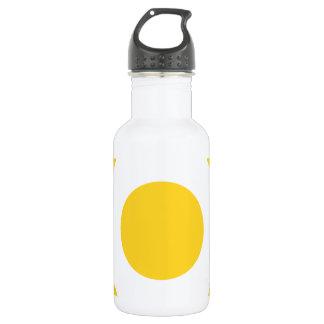 Polka Dots Freesia 532 Ml Water Bottle