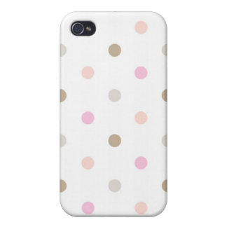 Polka Dots iPhone Case Covers For iPhone 4