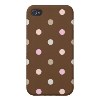 Polka Dots iPhone Case iPhone 4/4S Cases