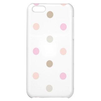 Polka Dots iPhone Case iPhone 5C Case