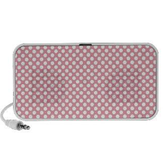 Polka Dots Mini Speaker