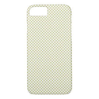 Polka Dots Mint Green iPhone 8/7 Case