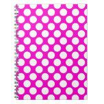 Polka Dots on Pink