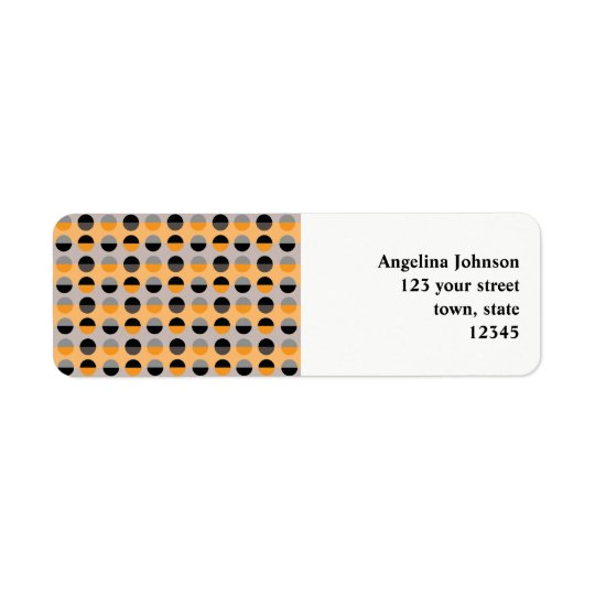Polka Dots Pattern Modern Retro Chic Stylish Cool