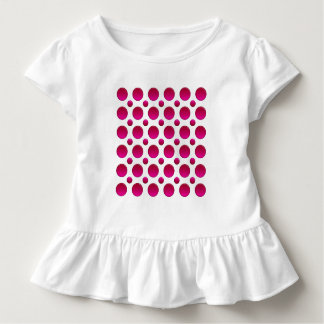 polka dots red element toddler T-Shirt