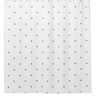 Polka-Dots Shower Curtain