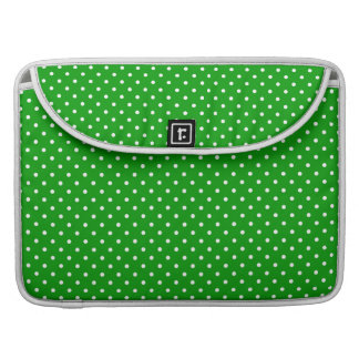 Polka Dots Sleeve For MacBook Pro