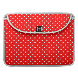 Polka Dots Sleeve For MacBooks