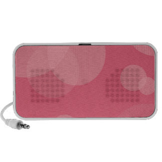 Polka Dots Portable Speakers