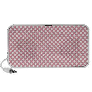 Polka Dots iPhone Speakers