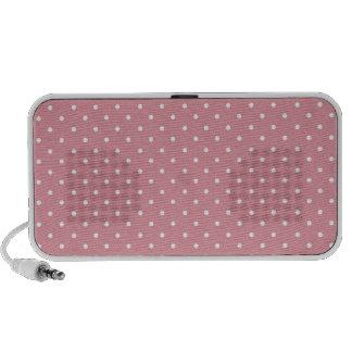 Polka Dots iPod Speaker